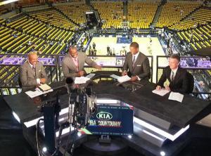 ESPN desk