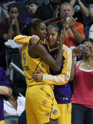 Lisa Leslie and Candace Parker were among the high-quality players who wore an L. A. Sparks uniform during their WNBA careers. Whether the Sparks will play an 18th consecutive campaign this year is unclear.
