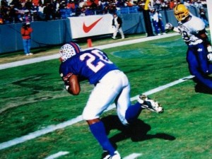 Loper, a former South Carolina State star wide receiver, had lofty dreams of playing in the NFL when he was invited to try out for the Pittsburg Steelers and Carolina Panthers following his brief Arena Football stint. (Photo courtesy of South Carolina State University)