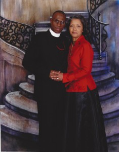 Andrew Jackson, Sr. and his wife, Sandra, moved in 1986 from Memphis to the Dallas area, where Jackson has since been pastoring West Irving Church of God In Christ. (Photo submitted by West Irving COGIC)