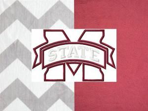 miss state blanket