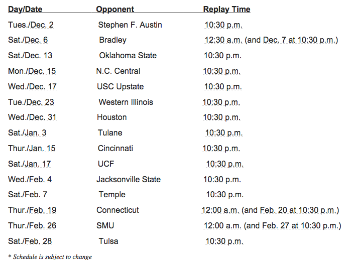 WKNO Schedule