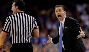 Since coming to Kentucky from Memphis in 2009 Coach John Calipari's Wildcats have run the SEC.  They have three regular season championships, three conference championships, five Elite Eight appearances, and four Final Four appearances.