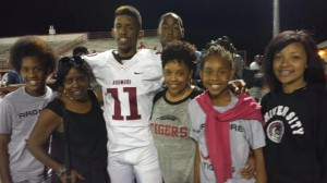 STAR WATCH --- Fortunately for Jordan, his attractive height and versatility haven't gone unnoticed by college scouts, considering the University of Oklahoma are amongst the schools that has expressed interest in him.  Such a recruiting process figures to improve considerably if he keeps doing the necessary things to grasp attention.