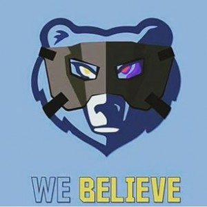 grizzlies mask