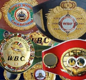 boxing-belts