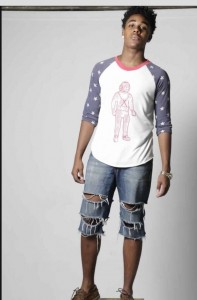 Generally, Herndon said his fashion line caters mainly to teenagers and young adults, although his products are also available to individuals of all ages and various walks of life.