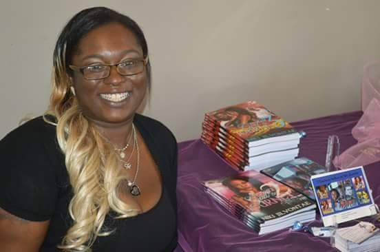 YOU GO, GIRL: Today, Memphis-area author Nicole Jackson has become a fixture throughout the Mid-South as one of the area's finest and brightest authors, one who hasn't shown any signs of slowing down any time soon.  What's so astounding is that over a span of a little more than two years dating back to November 2013, Jackson --- whose pen name Niki Jilvontae --- has written an unprecedented 17 books, a trend that has given way to her being dubbed a national best-selling author.