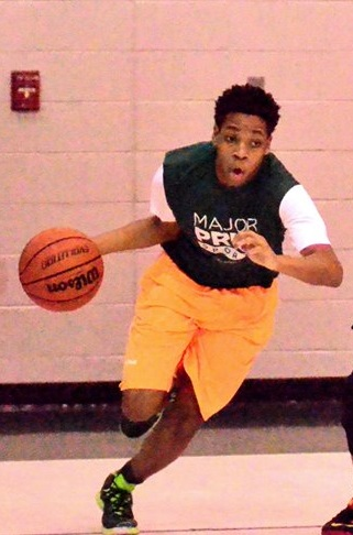 STOCK RISING? Add to the fact that Neely has become an effective player for Memphis' Team Thad AAU team, and it's no wonder many who have followed his hoops prowess believe the sky's undoubtedly is the limit for a thriving student athlete who, well, isn't playing around.